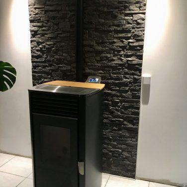 POÊLE À BOIS / GRANULE / CHEMINÉE, Installations
